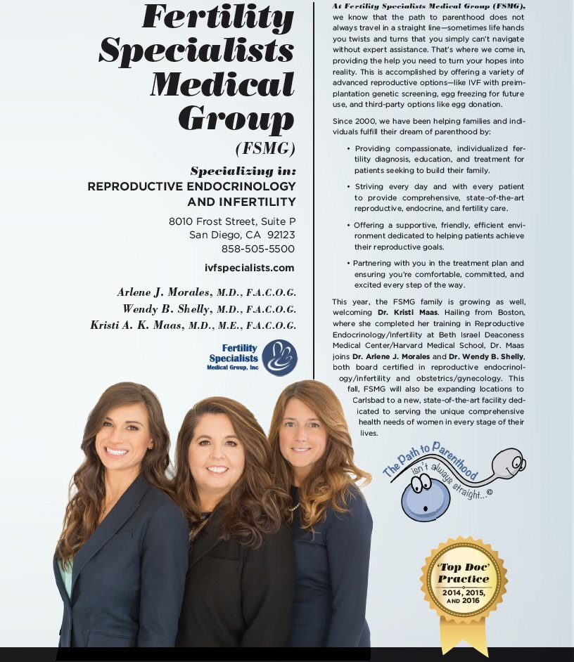 fertility specialists medical group top doc practice